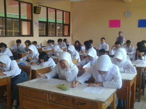ujian   Belajar dan Ceria