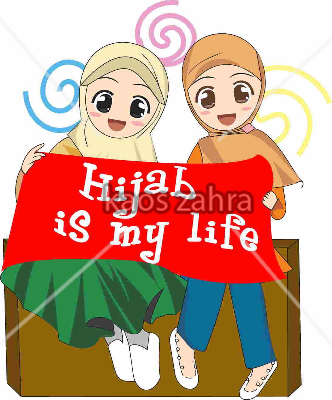 Hijab Is My Life Belajar Dan Ceria